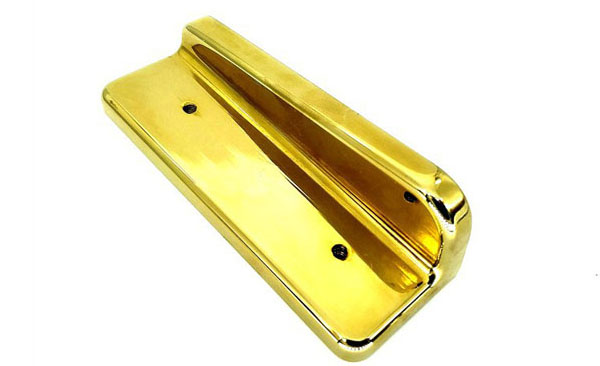 Custom polished brass milling parts machining accessories01