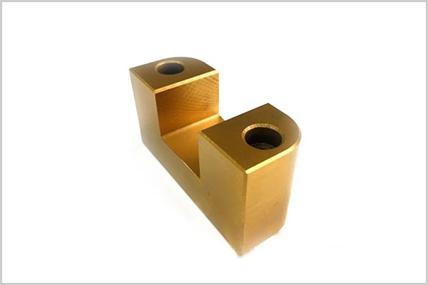 Custom polished brass milling parts machining accessories0101