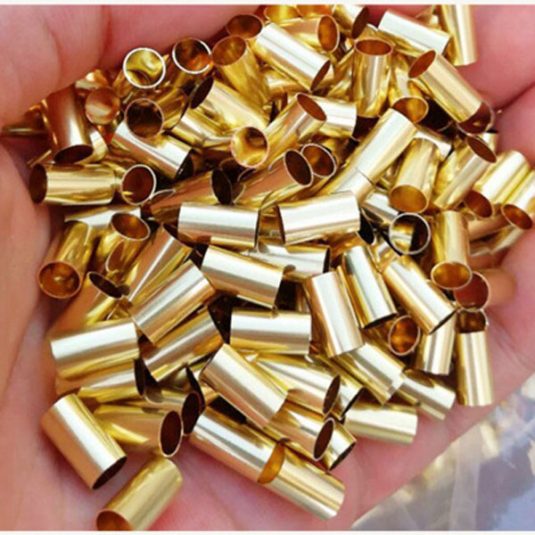 Custom polished brass turning parts machining accessories2
