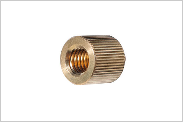 Customized electroplated brass turning parts processing machinery parts-0102