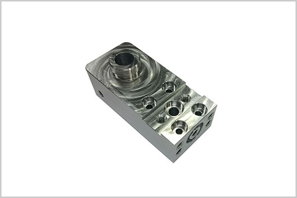 Customized stainless steel milling parts processing machinery parts010204