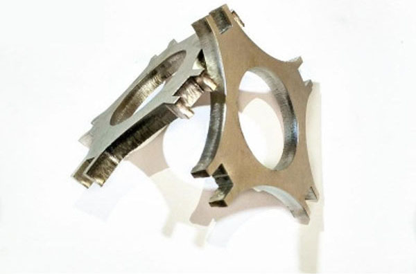 High quality OEM sheet metal laser cut parts0303