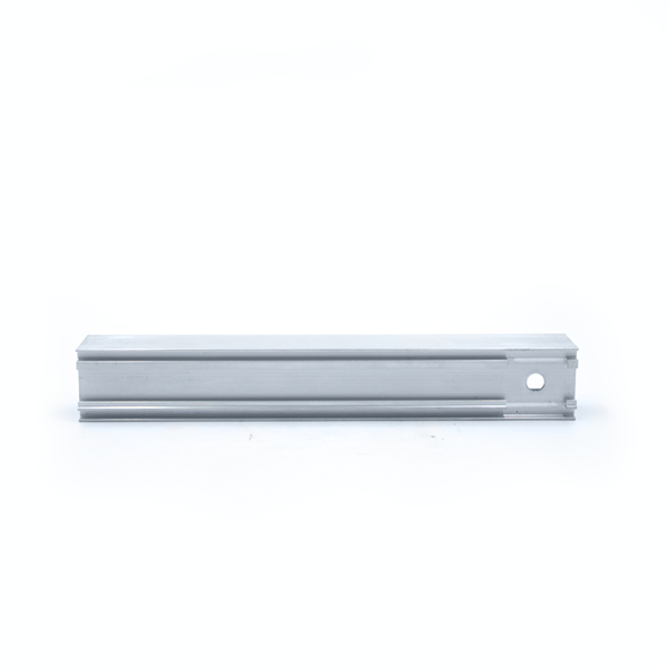 Polished aluminum alloy door and window processing parts1