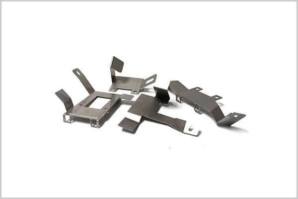 Sheet metal parts bending0101