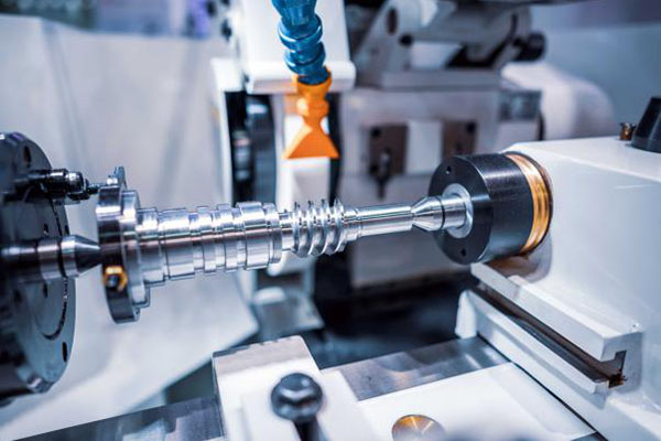 Spindle options in CNC machining