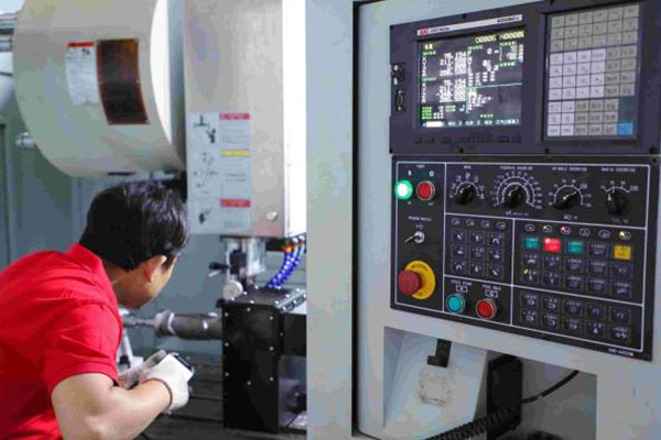 Transitivity of CNC machining process is better